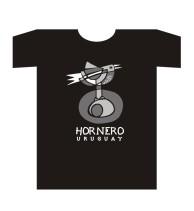 Hornero b&n