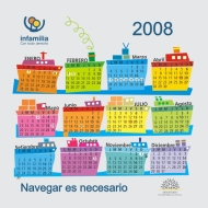 Almanaque Infmilia 2008