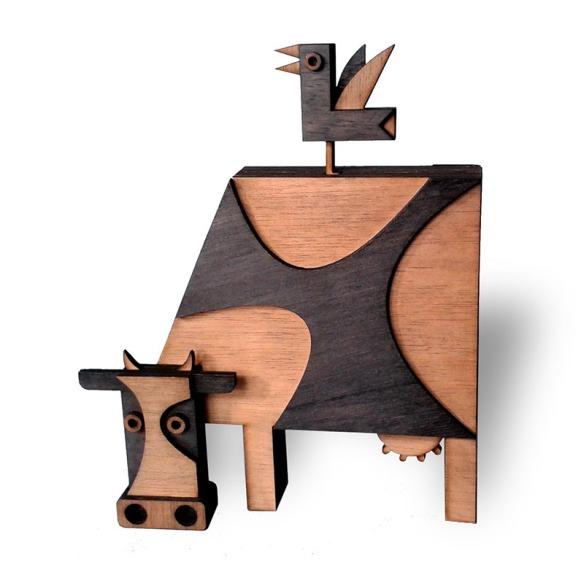 vaca-van-doesburg